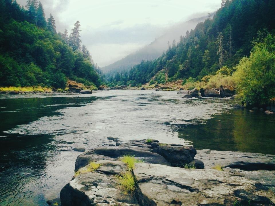 loren hughes, rogue river