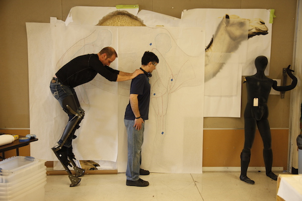 michael curry, theatrical puppetry, oregon art, engineering