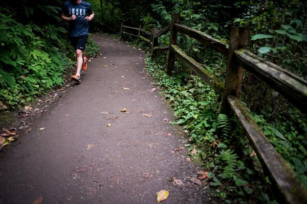 talia galvin, forest park, portland