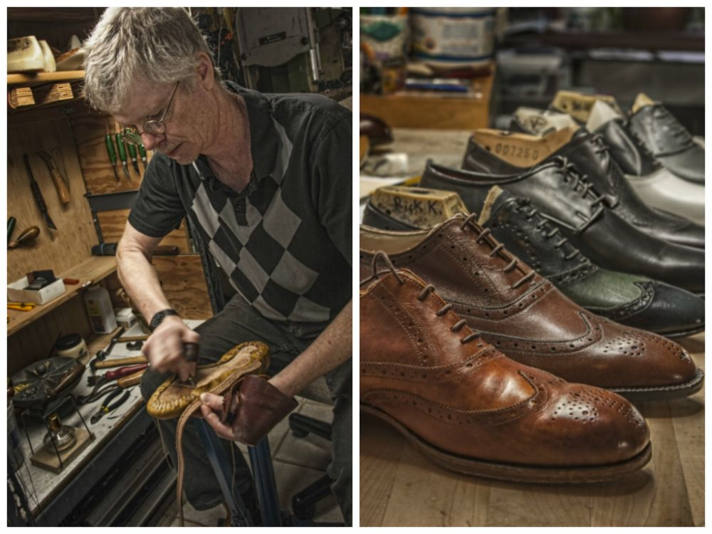 oregon shoemaking