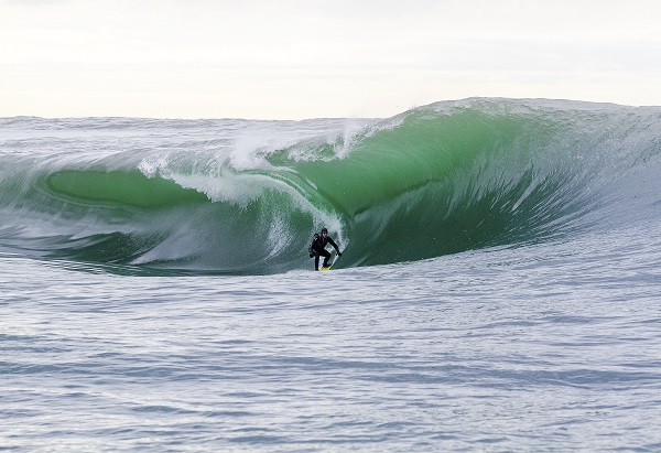 jeremy rasmussen, lincoln city, oregon surfing