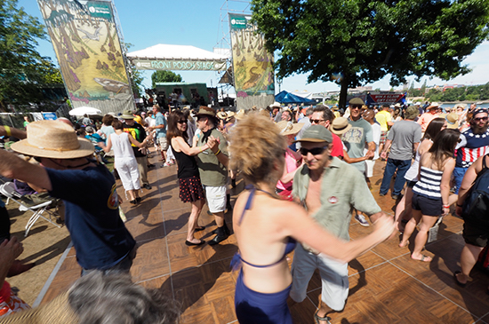 waterfront blues fest, portland, summer music festivals, oregon