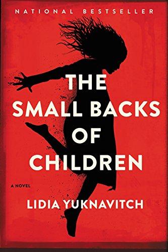 oregon author, lidia yuknavitch, small backs of children