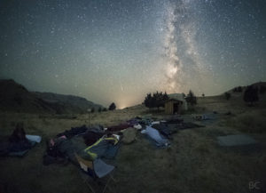 star party, ben canales