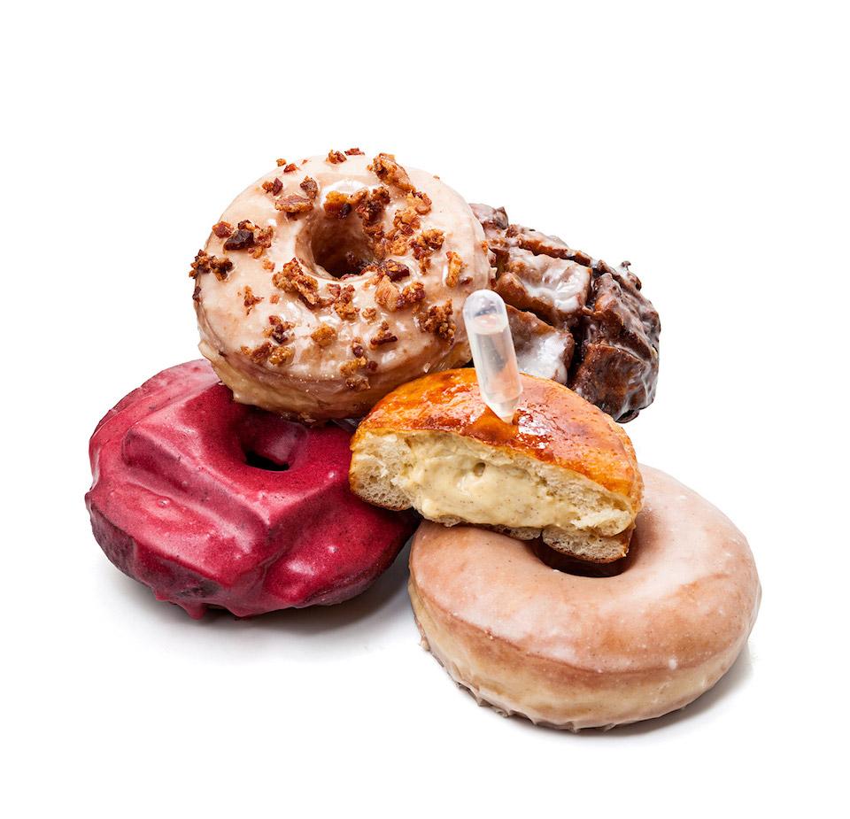 blue star donuts, portland
