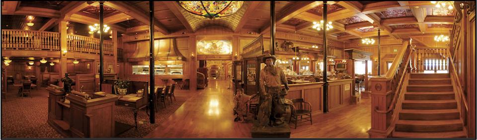 pendleton, hamley steakhouse