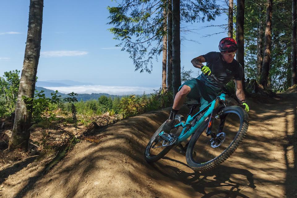 mountain biking, galbraith mountain