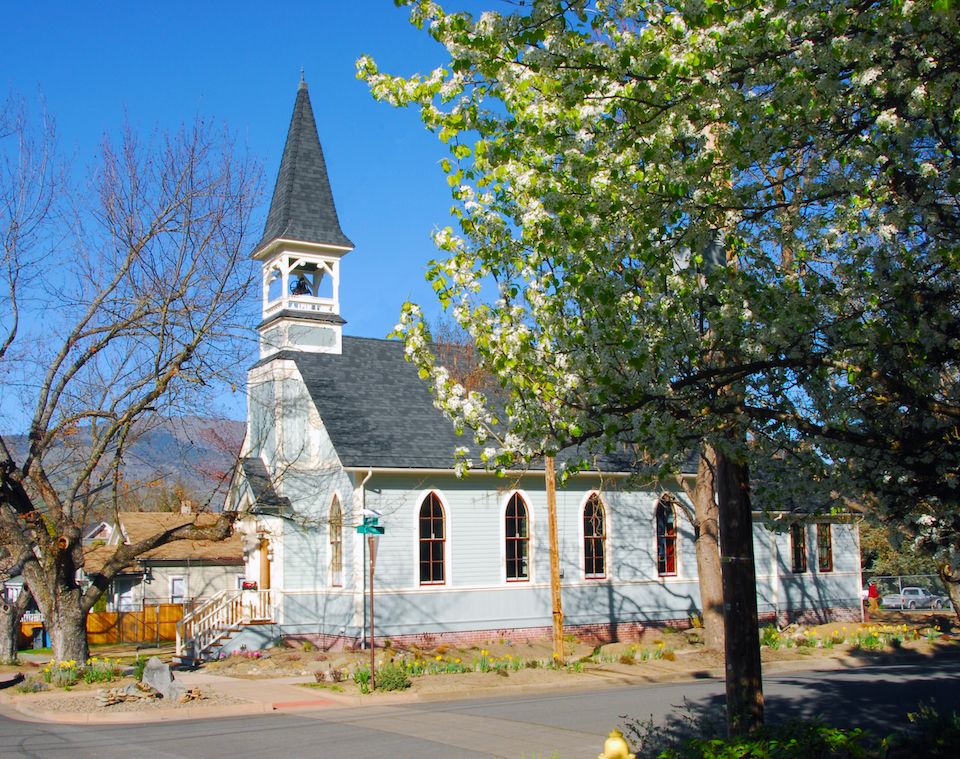ashland renovated church