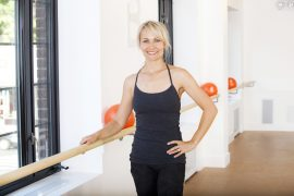 barre3, sadie lincoln