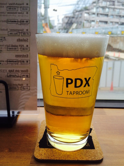PDX Taproom in Japan