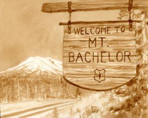 Welcome to Mt Bachelor