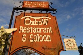 oxbow restaurant & saloon