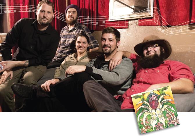 Cedar Teeth embodies Northwest roots rock.