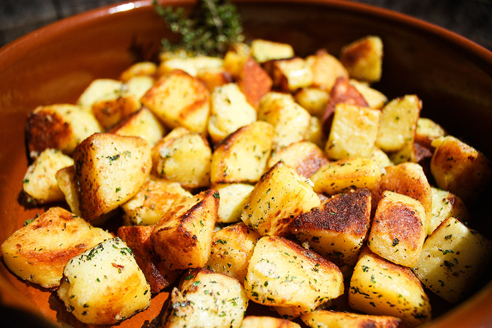 Oregon Roasted Potatoes