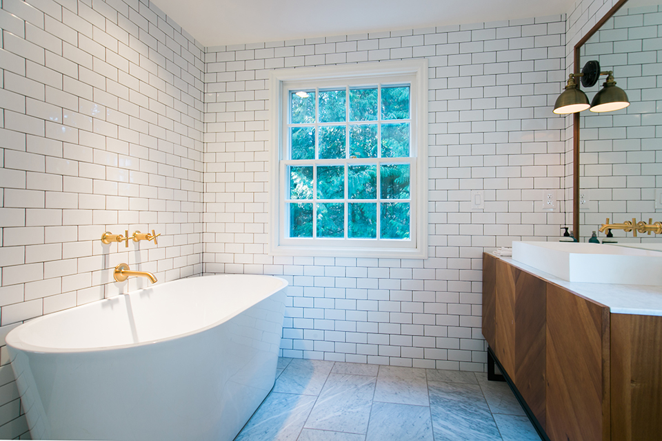 Bathroom Remodel in the Southwest Hills