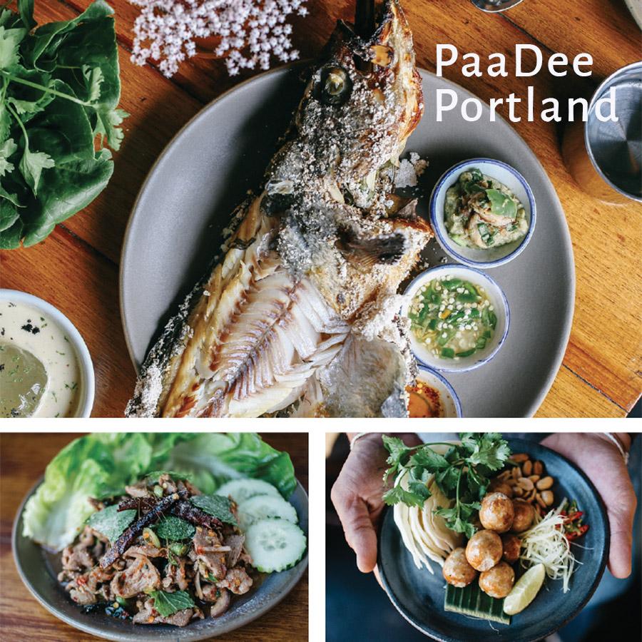 PaaDee Portland