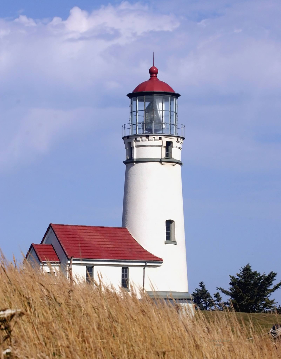 Cape Blanco Lighthouse photo by Lois Miller