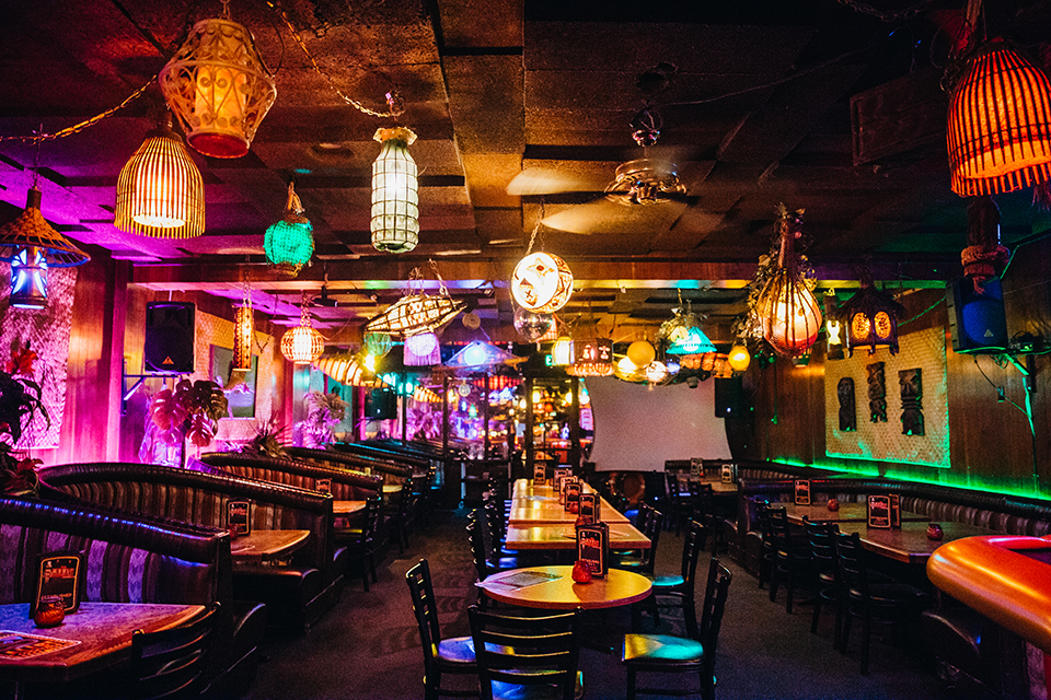 Portland Dive Bars Emily Joan Greene