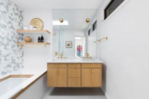 Two Portland Bathroom Luxury Remodels | 1859 Oregon's Magazine on log home bathroom designs, french country bathroom designs, split level bathroom designs, farm house bathroom designs, transitional bathroom designs,