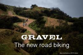 gravel riding