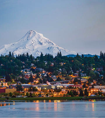Best Places to Retire in Oregon:Hood River