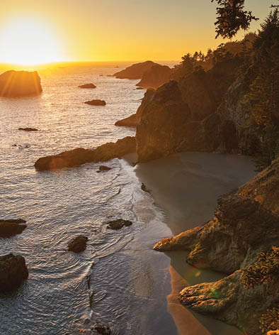 Best Places to Retire in Oregon: Brookings