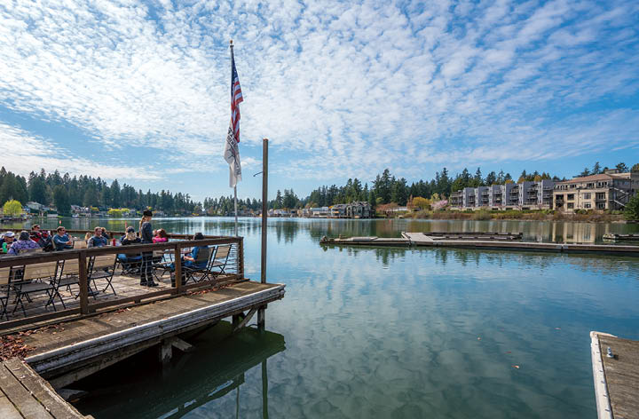 Best Places to Retire in Oregon: Lake Oswego
