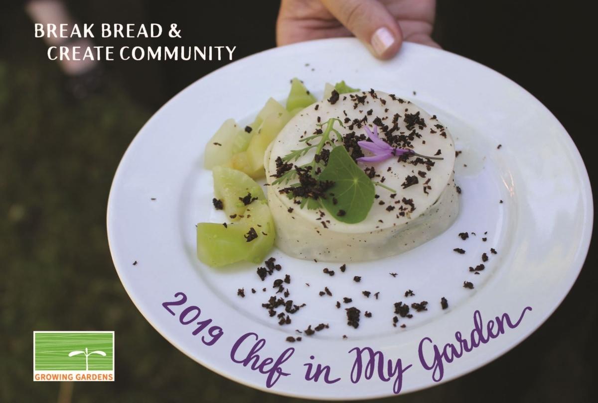 Chef in My Garden - Akadi