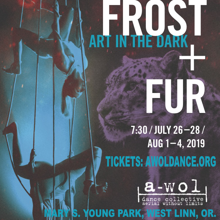 A-WOL Dance Collective presents: Art in the Dark