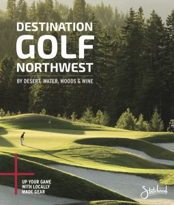 Destination Golf Northwest Cover