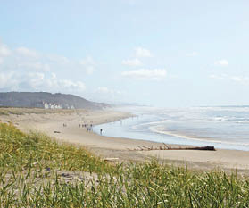 South Beach, Oregon Coast