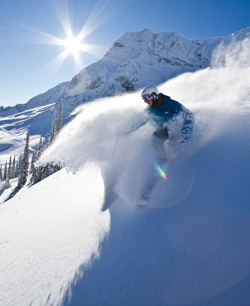 Ski guide PNW