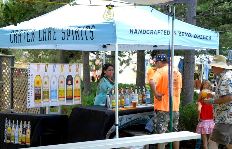 Vendor stand