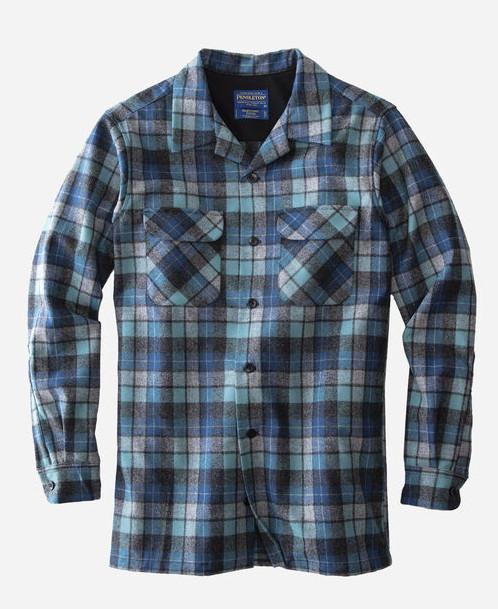 Wool shirts