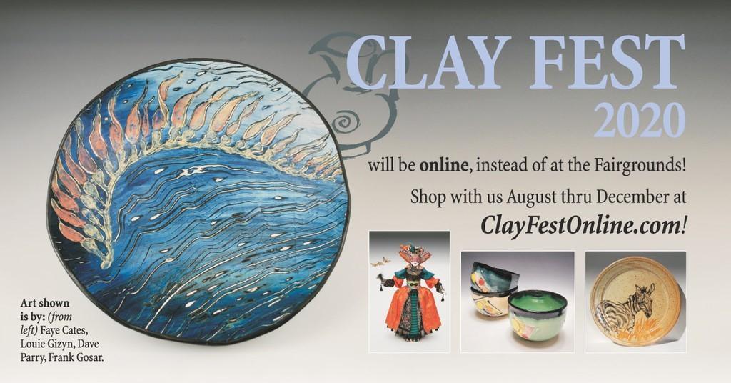 Clay Fest Online - A Virtual Ceramic Art Show
