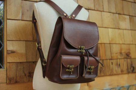 At Hand Leather Women's Backpack