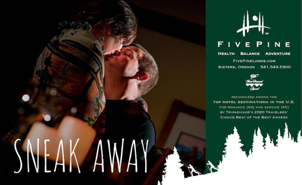 FivePine Romantic Getaway