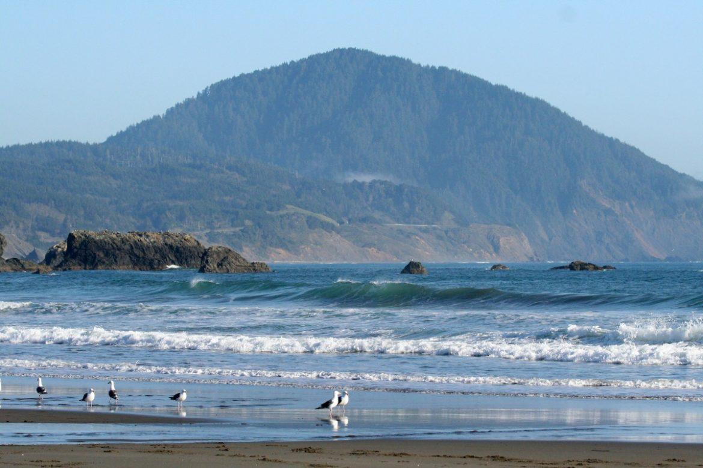 Battle Rock Beach