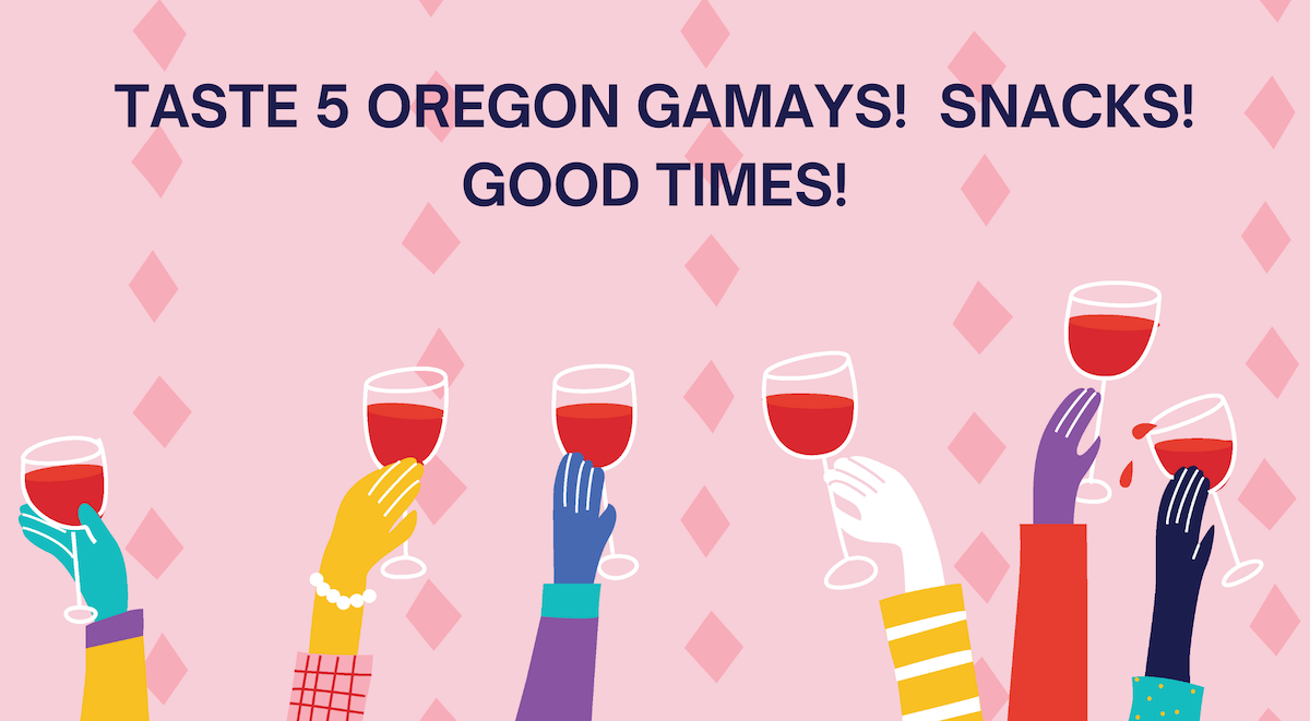I Love Gamay Pop Up!