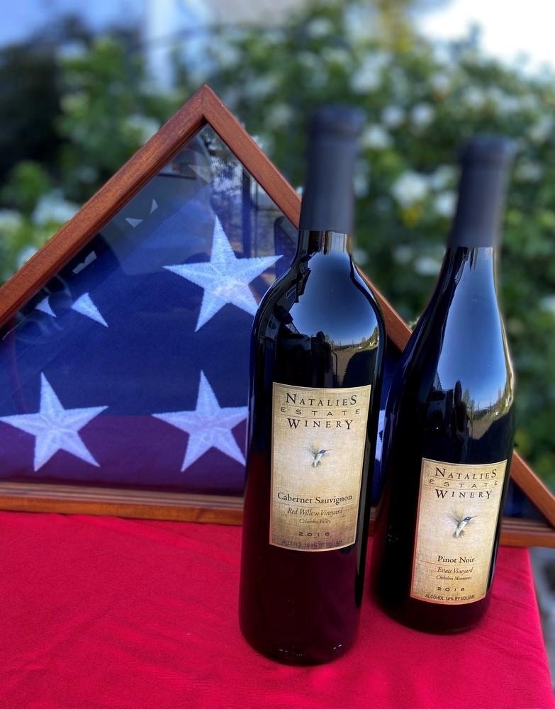 Pre-Memorial Day Weekend wine tasting at Natalie's Estate Winery