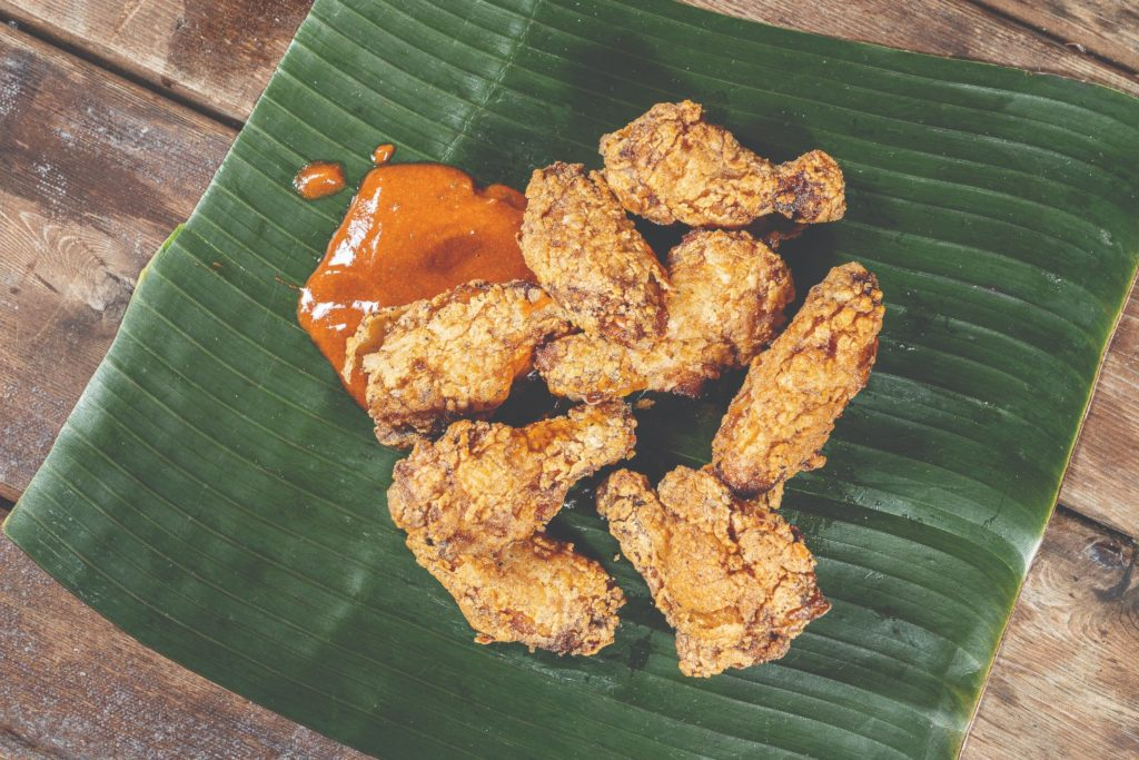 Prey + Tell's Cambodian fried chicken