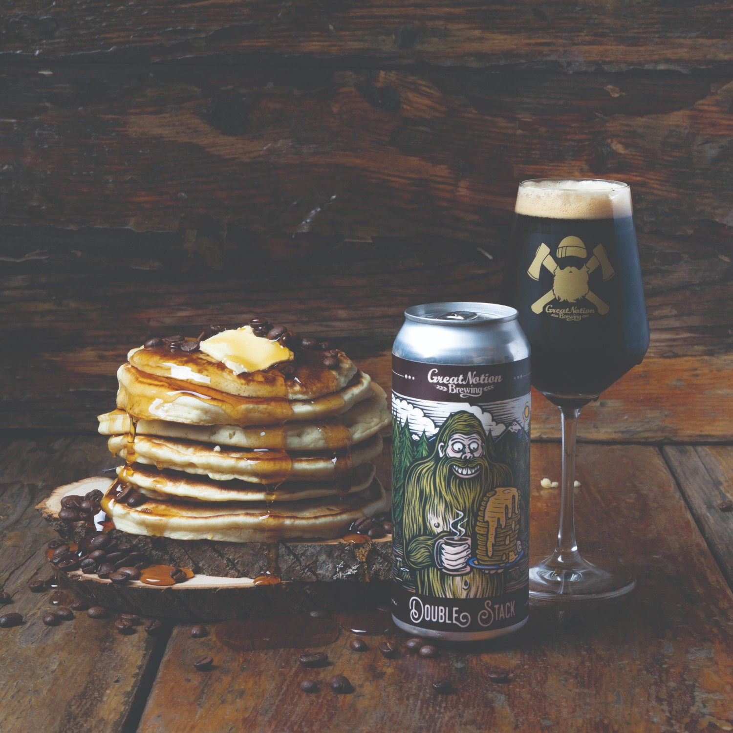 Great Notion's Double Stack imperial breakfast stout