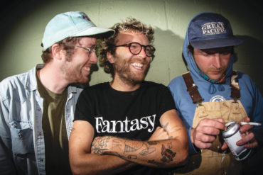 From left, Nevada Sowle, Cooper Trail and Olaf Ydstie's journey explores several genres.