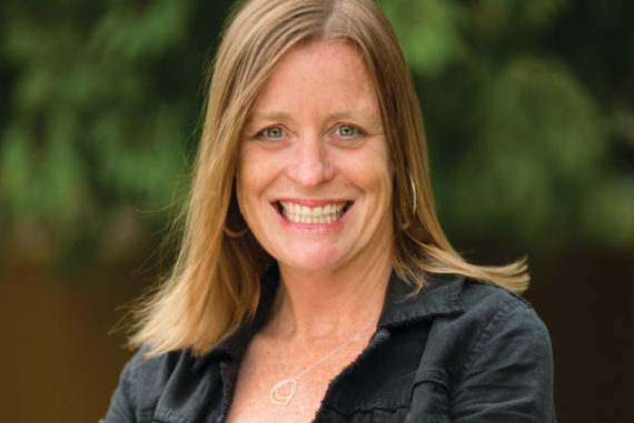 Kate Fitzpatrick, the new executive director of Deschutes River Conservancy, thinks big.