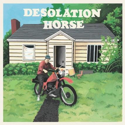 Desolation Horse album cover