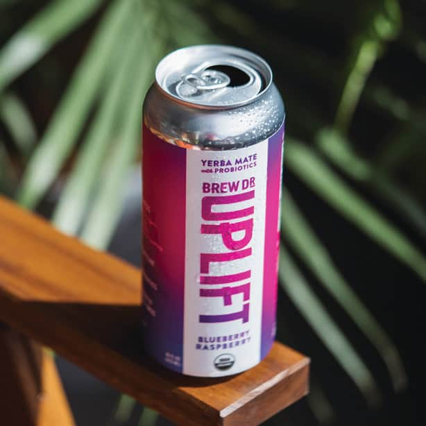 Brew Dr.'s new yerba mate, Uplift, supports Black farmers.