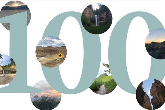 Take the Oregon Outdoor-100 Challenge
